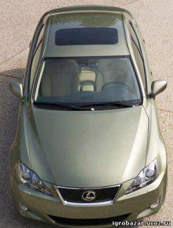 скачать руководство по эксплуатации Lexus Is 250 - фото 5