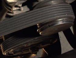 замена ремня генератора ситроен ксара1.9d